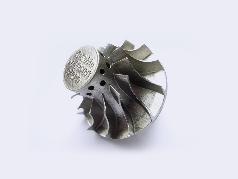 Metal impellers