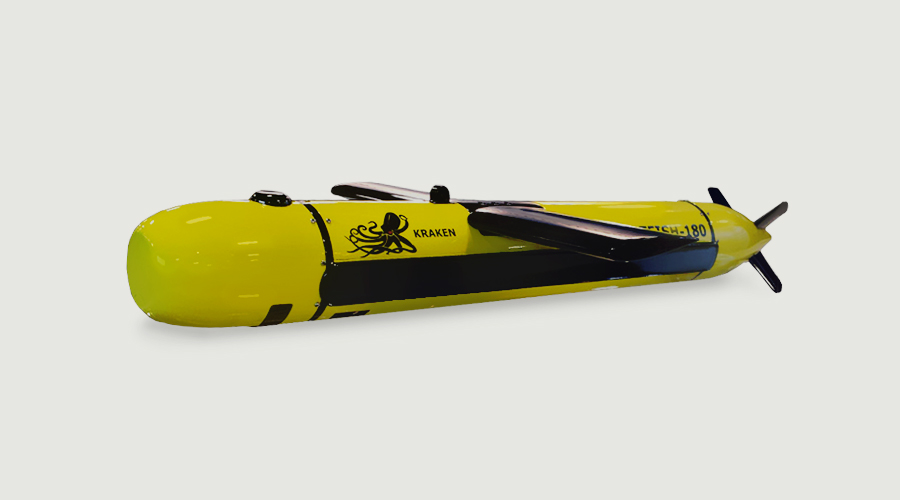 Sonar submersible